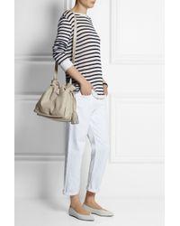 Loewe | Brown Medium Flamenco Knot Leather Shoulder Bag | Lyst