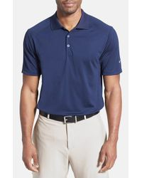Nike | Blue Dri-fit 'victory' Golf Polo for Men | Lyst
