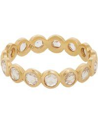 Irene Neuwirth Pink Diamond Ring