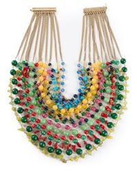 Rosantica | Multicolor Beaded Choker Necklace | Lyst