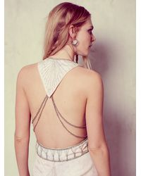 Free People - Pink Womens Limited Edition Gianna's Valentine Dress - Lyst