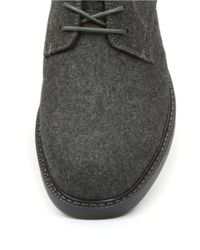 G.H. Bass & Co. Gray Plano Suede Chukka Boots for men