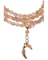 Only Noa Chez Carré Y. | Natural Moonstone Bracelet | Lyst