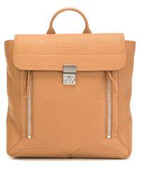 3.1 Phillip Lim - Natural 'pashli' Backpack - Lyst