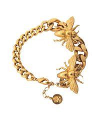 Ela Stone Metallic Maya Bracelet