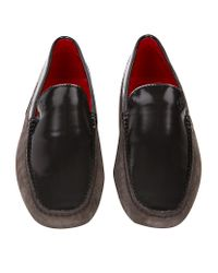 Tod's - Red Ferrari Penny Driving Shoe for Men - Lyst