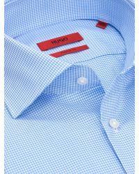 BOSS Blue Hugo Gerald Regular Fit Shirt for men