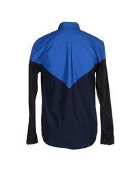Etudes Studio - Blue Shirt for Men - Lyst