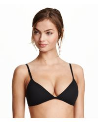 H&M Multicolor 2-pack Non-wired T-shirt Bras