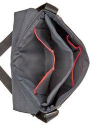 Tommy Hilfiger - Black Morgan Messenger Bag for Men - Lyst