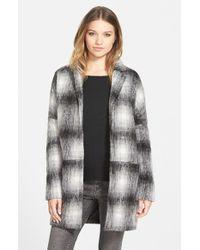 Volcom Black 'simple Stone' Sweater Jacket