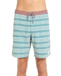 Katin | Blue 'net' Board Shorts for Men | Lyst