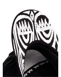 Haculla Black '' Embroidery Appliqué Cap for men