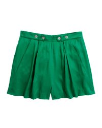 Madewell Green Something Else By Natalie Wood Fab Shorts