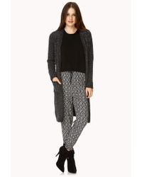 Forever 21 - Black No Grey Area Joggers - Lyst