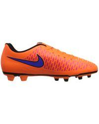 Nike | Orange Magista Ola Fg for Men | Lyst