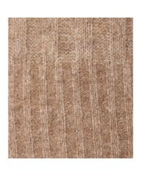 Acne Studios - Brown Dania Mohair And Wool-Blend Sweater - Lyst