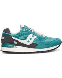 Saucony White Men's Shadow 5000 Casual Sneakers From Finish Line for men