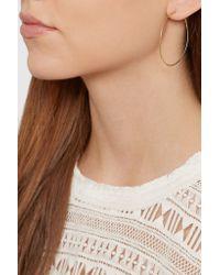 Brooke Gregson | Metallic Hammered 18-karat Gold Earrings | Lyst