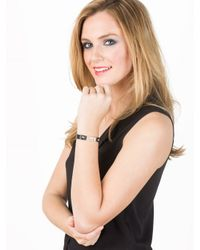 BaubleBar - Black Grand Baguette Wrap - Lyst