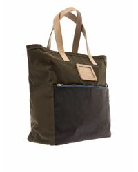 Marc By Marc Jacobs Green Take Me Homme Tote for men