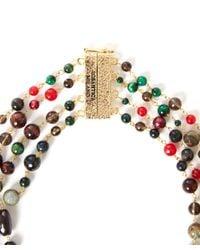 Rosantica | Multicolor Multicolour Quartz Multi-strand Necklace | Lyst