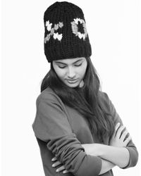 Wool And The Gang | Red Xo Beanie | Lyst