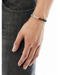 Folk - Blue Lucas Cord Bracelet for Men - Lyst