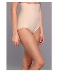 Tc Fine Intimates | Natural Just Enough® Hi-waist Brief 4135 | Lyst