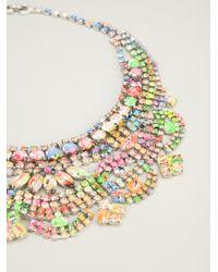 Tom Binns - Multicolor Collar Necklace - Lyst