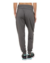 Under Armour - Gray Ua Downtown Knit Jogger Pants - Lyst