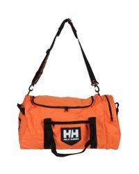Helly Hansen - Orange Luggage for Men - Lyst