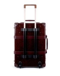"""Globe-Trotter - Red Orient 21"""" Urushi Lacquer Trolley Case - Lyst"""