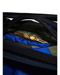Marni - Blue X Porter Small Travel Bag for Men - Lyst