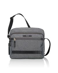 Tumi - Gray 'dalston - Clifton' Crossbody Bag for Men - Lyst