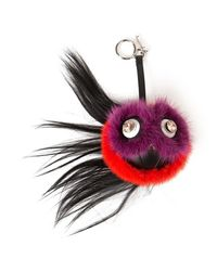 Fendi - Multicolor Buggy With Mohawk - Lyst