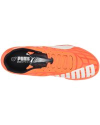 PUMA - Orange Evospeed Star Iv for Men - Lyst