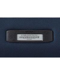Tumi | Blue Alpha 2 - Short Trip Expandable 4 Wheeled Packing Case | Lyst