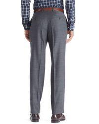 BOSS - Gray 'jeffrey Us' | Comfort Fit, Virgin Wool Dress Pants for Men - Lyst