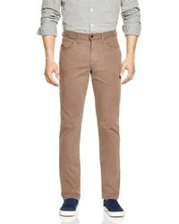 Joe's Jeans - Natural Twill Slim Fit Jeans for Men - Lyst