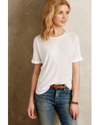 Stateside - White Livie Tee - Lyst