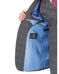 Skopes Gray Mountjoy Tailored Suit Jacket for men
