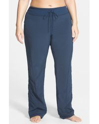 Zella | Blue 'work It' Pants | Lyst