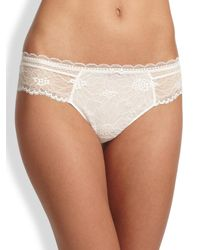 Chantelle - Natural Opera Tanga Thong - Lyst