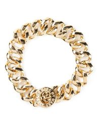 Marc By Marc Jacobs - Metallic 'turnlock Small Katie' Bracelet - Lyst