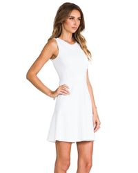 Theory - Listing Nikay Dress in White - Lyst