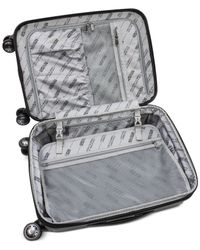 """Kenneth Cole Reaction - Gray Closeout! Carrara 25"""" Hardside Spinner Suitcase, Only At Macy's for Men - Lyst"""