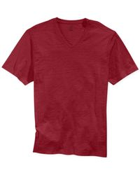 INC International Concepts | Red I Work Out T-shirt for Men | Lyst