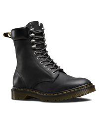 Dr. Martens | Black Padten 10-tie Boot for Men | Lyst