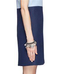 Venessa Arizaga - Metallic 'ready To Party' Bracelet - Lyst